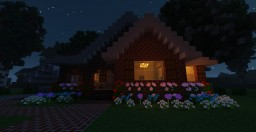 Rosemary Residence - Cubed Creative Minecraft Map & Project