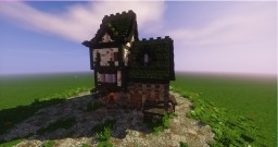 Blacksmith house Minecraft