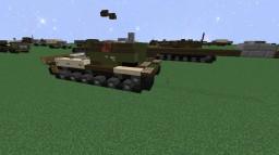 ISU-152 | Soviet Heavy Assault Gun Minecraft Map & Project