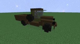 ZIS-5 | Truck Minecraft Project