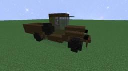 ZIS-5 | Truck Minecraft Map & Project