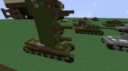KV-2+2+2 Minecraft Map & Project