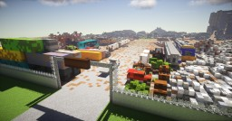 Valtero Wrecking Center Scrapyard Minecraft Project