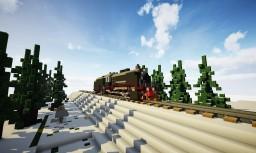 Steam train - SO17-2211 Minecraft Project