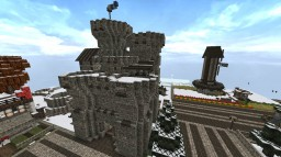 Medieval-Castle Of The King Minecraft Project