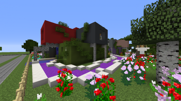First House - Exterior