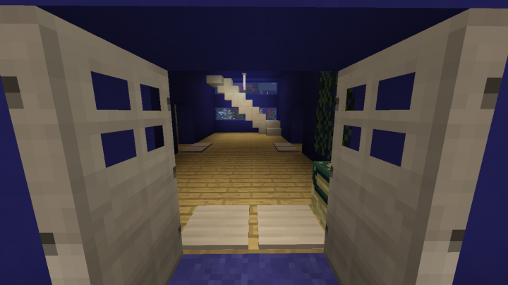 First House - Entrance