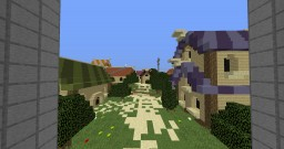 Medium sized village - Hand terraforming - Built by hand - Customizable interiors Minecraft Project