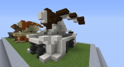 Mythic Lion - 3 styles + Schematic Minecraft