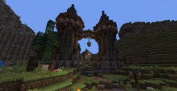 Chivalry Realms Tutorial Spawn #LenoriaGaming Minecraft Map & Project