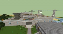 Beta Nuclear Power Plant [Tekkit Classic Edition] Minecraft Project