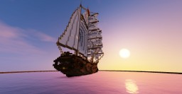 next ship :) Minecraft Map & Project