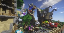 Just A Fantasy Plot Minecraft Map & Project