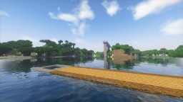 Shaders Testing Path Minecraft Map & Project