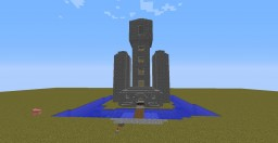 Grand Castle Minecraft Project