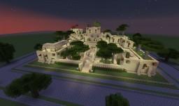 Behind the Picket Fence: Babylon Villa Minecraft Project