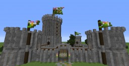 The Castle of the White Lotus Minecraft Project