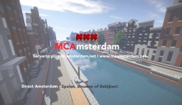 MCAmsterdam Minecraft Server