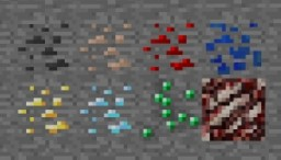 CHISEL + MORE ORE USAGES - [MINEDEAS] Minecraft Blog