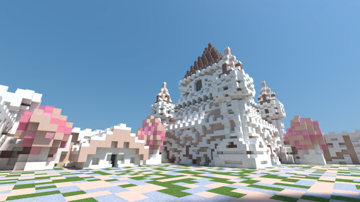 Best candy minecraft maps projects planet minecraft vredon candy castle minecraft map project freerunsca Image collections