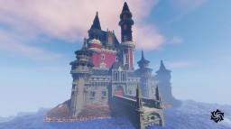 Castle of Harmony by Harmony Blocks Minecraft