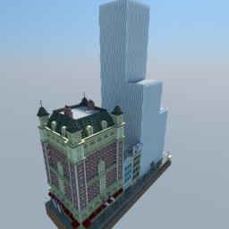 Bluff City - Just the start of something amazing! Minecraft Project