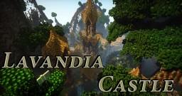 Lavandia Castle Minecraft Map & Project