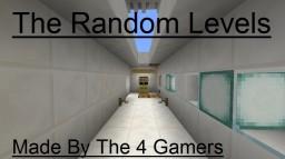 The Random Levels! - 1.8 MC Minecraft Project