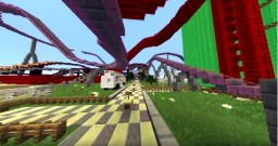 EnR Park | Park d'attraction Minecraft Minecraft Project