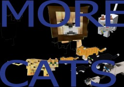 MORE CATS IN MINECRAFT! Minecraft Blog Post