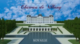 Château de Villany Minecraft Map & Project