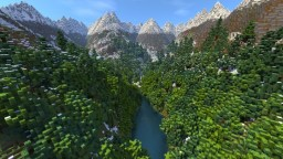 Minecraft 2.0! Infinite world height, customizable villages, social networking! Minecraft Blog Post