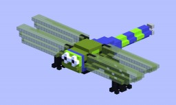 Dragonfly (Model No. 40244) Minecraft Map & Project