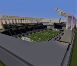 Toyota Park (Chicago Fire) Minecraft Project