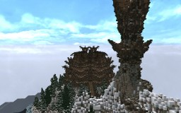The Continent of Tyrule (Locations) Minecraft Map & Project