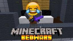 Minecraft Bedwars | Hilarious Final Kill Minecraft Blog Post