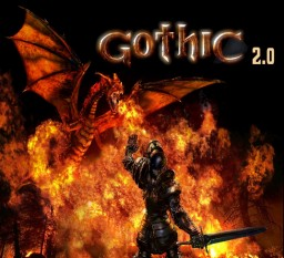 Gothic texture pack 2.0 (with soundpack) Minecraft