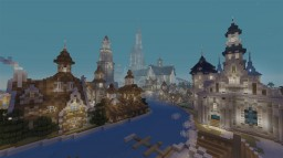 Ephedion 5 years of Medieval building on Xbox one Minecraft Project