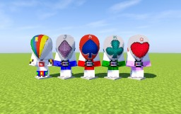Super Sentai Tamashii (OptiFine 1.12 HD U C5 pre) Minecraft Texture Pack