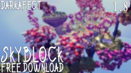 Minecraft Skyblock/Lobby spawn 1.8 [FREE DOWNLOAD] (104) Minecraft Project