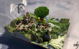 Minecraft Project: Tholyra's Kingdom By Artion Minecraft Project