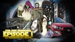 Star Wars Renaissance - Épisode 1 : LA PROPHÉTIE DU DESTIN (Fan Fiction Star Wars Minecraft) Minecraft Blog