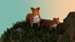 Fox Organic Thing Minecraft