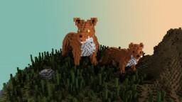 Fox Organic Thing Minecraft Project