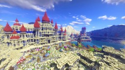 Arabic Kingdom Fantasy -Egyos Enemus Yar Minecraft Map & Project
