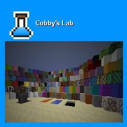 Cobby's Lab Minecraft Texture Pack
