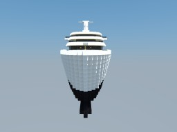 Prestige - Superyacht Minecraft Project