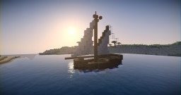 Sailing Boat Minecraft Project