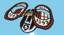 Splegg Map Juventus/Milan Minecraft Project