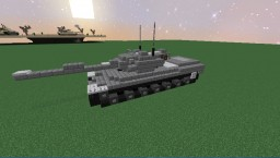 Leopard 1 | German MBT Minecraft Map & Project